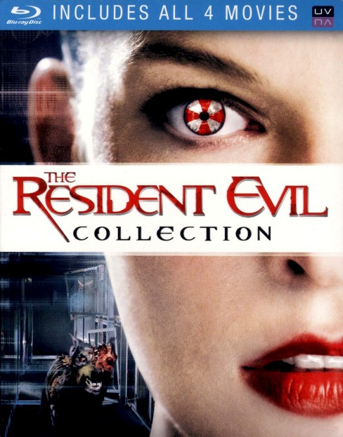 Resident evil/Resident evil:Afterlife (Blu-ray) - image 1 of 1