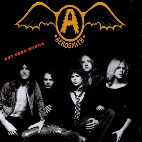 Aerosmith - Get your wings (CD) - image 1 of 1