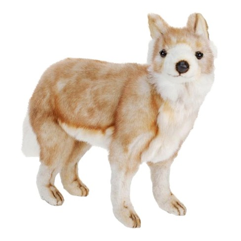 Hansa Young Coyote Plush Toy - image 1 of 1