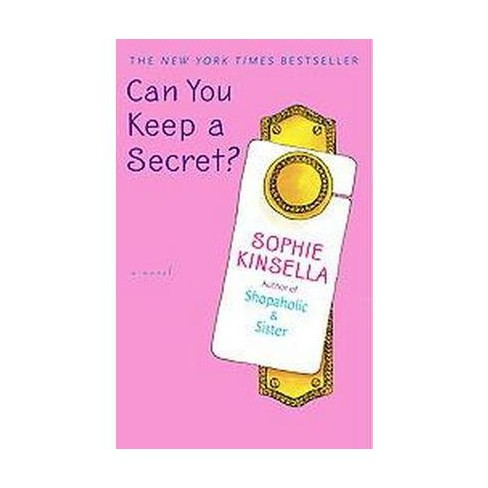 Can You Keep A Secret? (Reprint) (Paperback) by Sophie Kinsella - image 1 of 1
