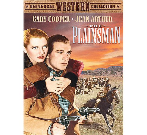 Plainsman (DVD) - image 1 of 1