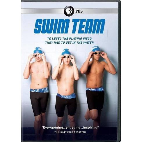 Swim Team (DVD) - image 1 of 1