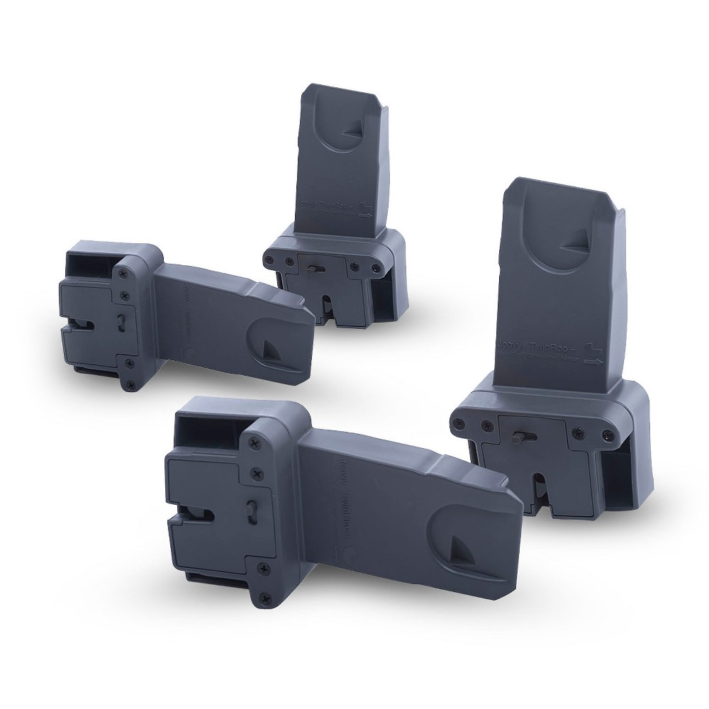 JOOVY Twin Roo+ Car Seat Adapter - Maxi-Cosi/Cybex