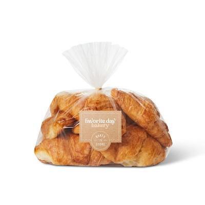 Mini Butter Croissants - 10oz/12ct - Favorite Day™