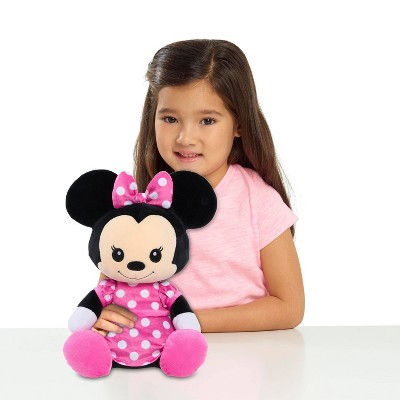 Minnie Mouse Weighted Plush