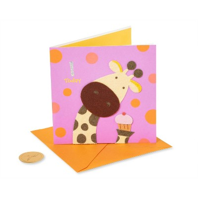 Giraffe One Today Card - PAPYRUS