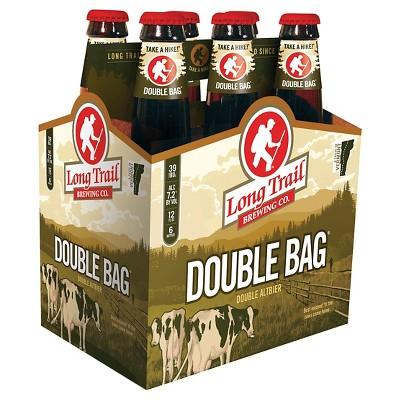 Long Trail Double Bag Altbier Beer - 6pk/12 fl oz Bottles