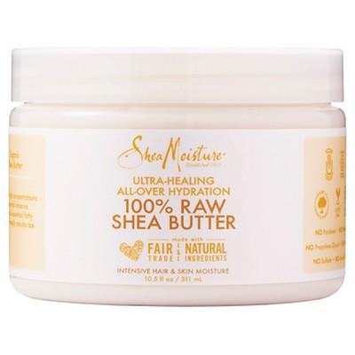 SheaMoisture 100% Raw Shea Butter 10.5 oz