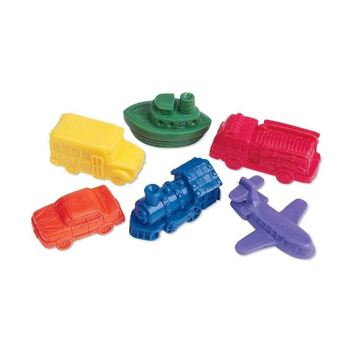 Learning Resources Mini Motors Counters, Set of 72 - image 1 of 4