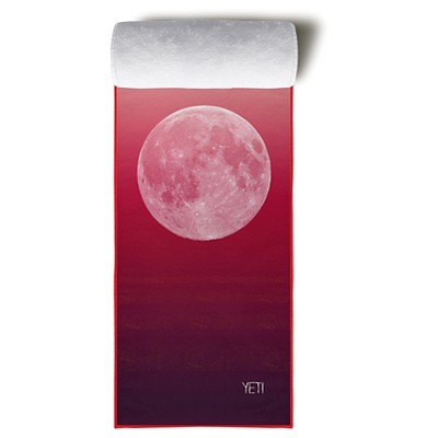 Yeti Yoga Towel - The Caliban