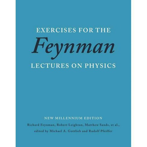 Exercises for the Feynman Lectures on Physics - (Paperback) - image 1 of 1
