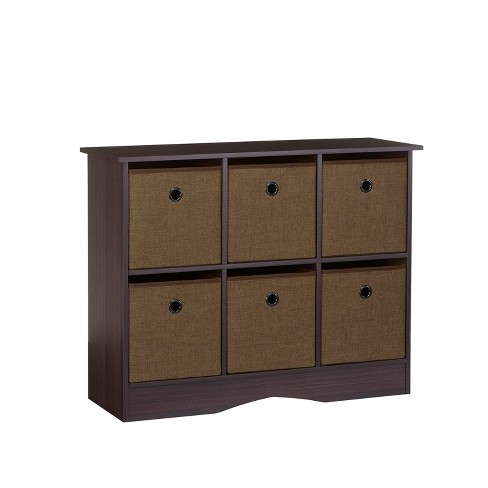 RiverRidge® 6-Cubby Storage Cabinet with Bins - image 1 of 4
