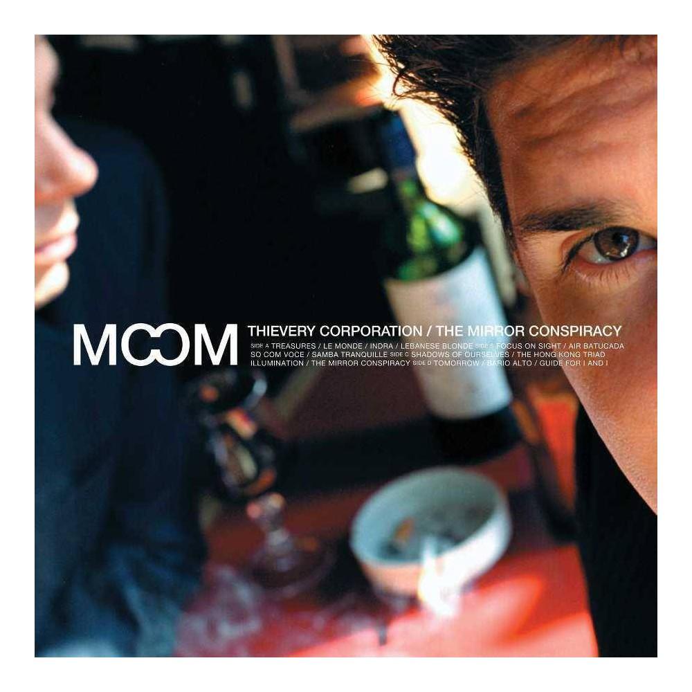 Thievery Corporation Mirror Conspiracy 2 Lp Vinyl