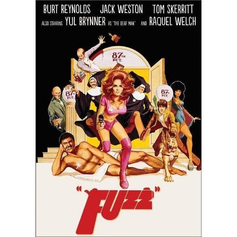 Fuzz (DVD)(2016) - image 1 of 1