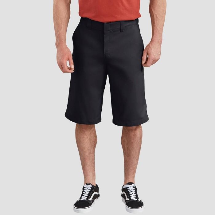 Dickies Men's Big & Tall Trouser Shorts - image 1 of 2