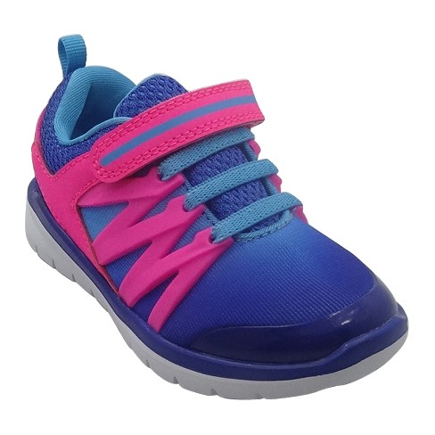 Toddler Girls' Traci Performance Athletic Shoes 10 - Cat & Jack™ - Blue - image 1 of 3