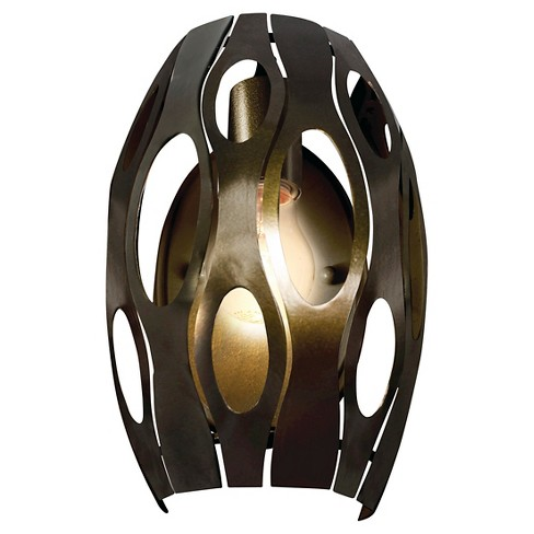 Masquerade 1 Light Wall Sconce - Statue Garden - image 1 of 3