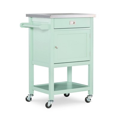 Sydney Apartment Kitchen Cart - Linon