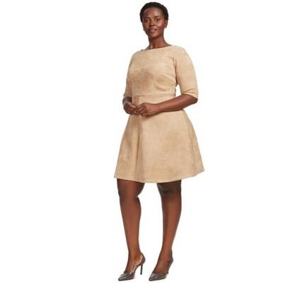 Alexia Admor Devin Velvet Dress