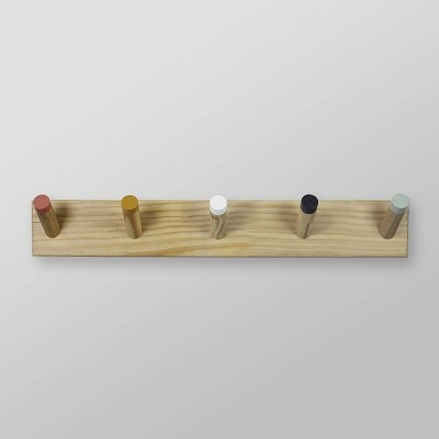 Painted Wood Hooks  - Pillowfort™