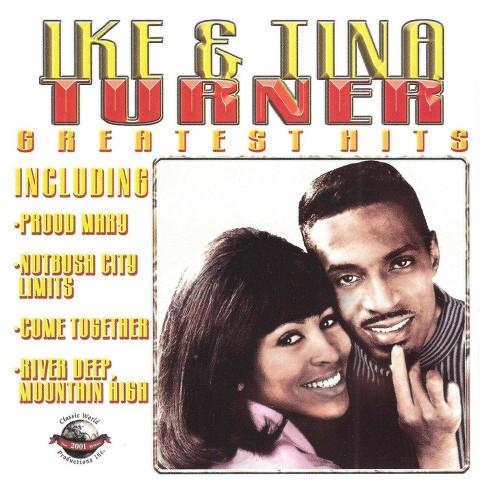 Ike Turner - Greatest Hits (CD) - image 1 of 1