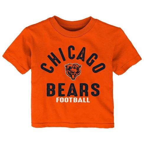 b65b5bbbedc NFL Chicago Bears Toddler Gametime Fun 3pk Shirt  Pants Set   Target
