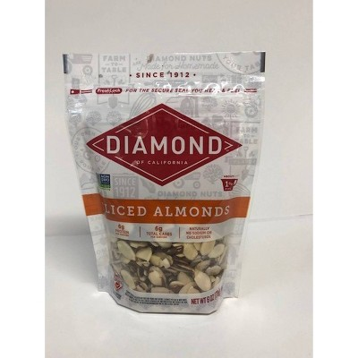 Diamond of California Sliced Almonds - 6oz