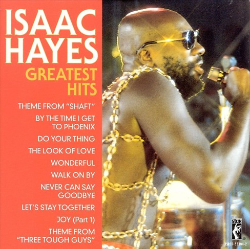Isaac hayes - Greatest hits (CD) - image 1 of 1