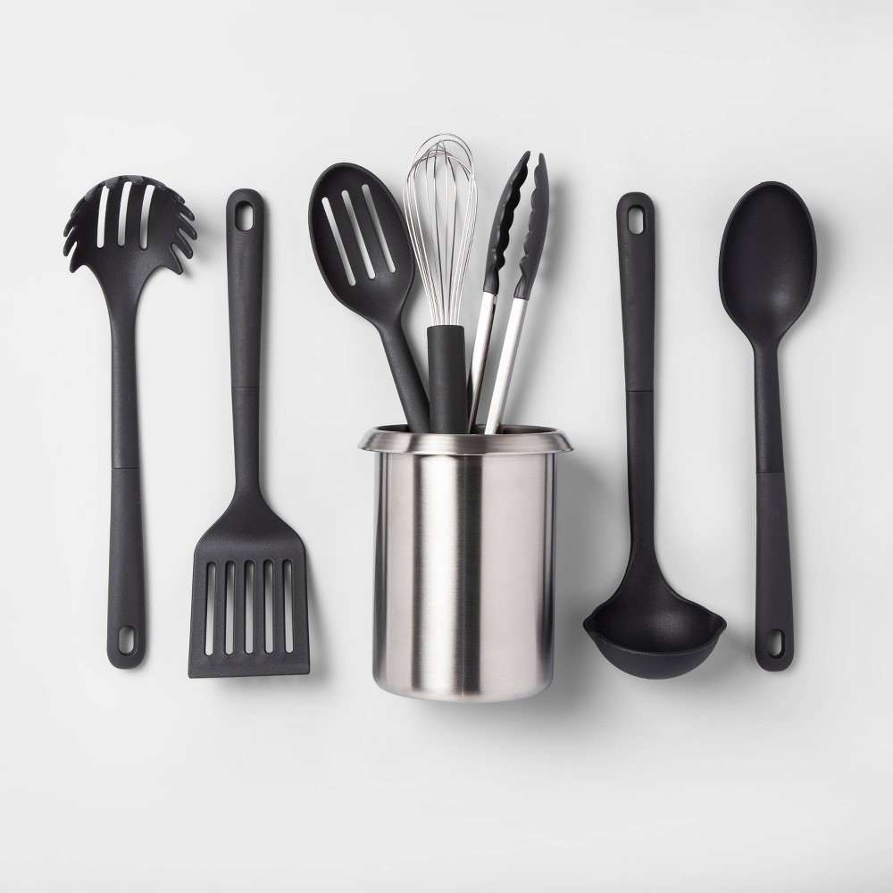 Image of 8pc Kitchen Utensil Set - Made By Design
