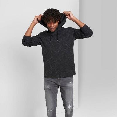 Men's Hooded Knit Sweatshirt - Original Use™