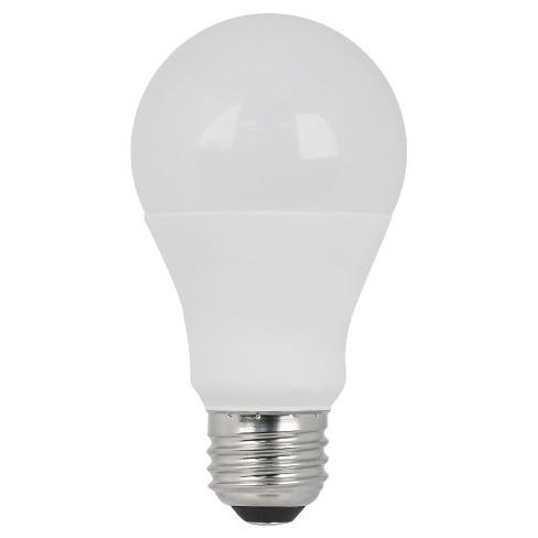 60W 3pk LED Soft White Light Bulb - Up&Up™ - image 1 of 1