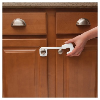 Safety 1st® Secure Mount Cabinet Lock 3pk - White
