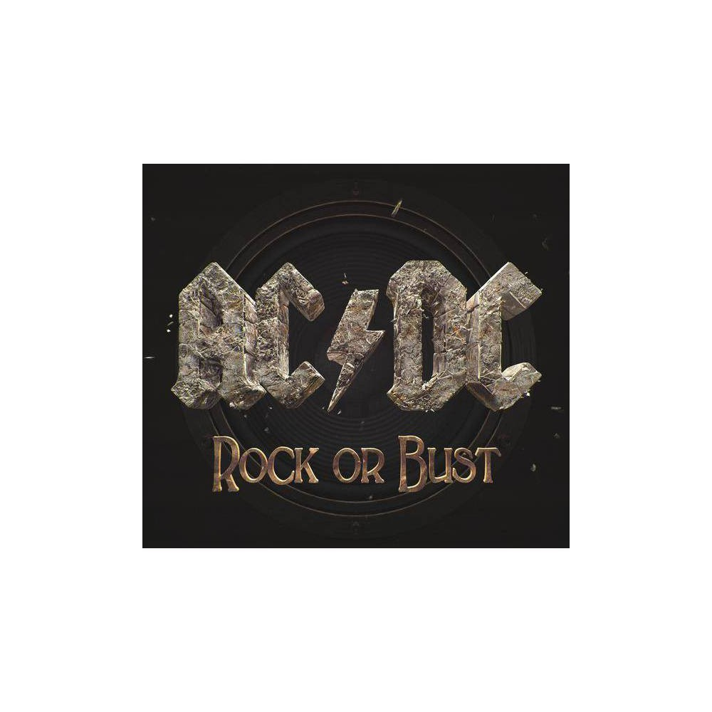 Rock Or Bust Cd