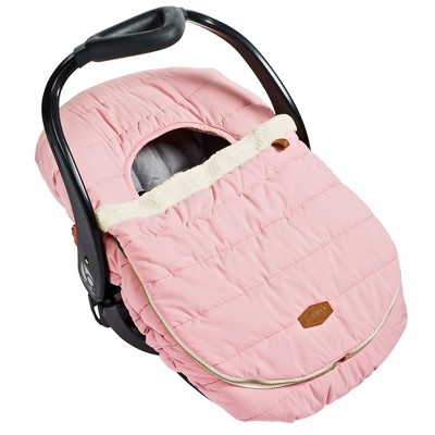 JJ Cole Car Seat Cover - Blush Pink