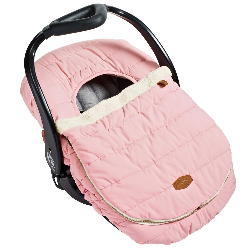 Image of JJ Cole Car Seat Cover - Blush Pink