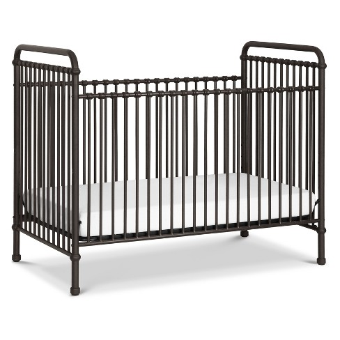 Million Dollar Baby Clic Aail 3 In 1 Convertible Crib Vintage Iron