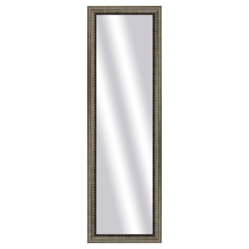 Floor Mirror Ptm Images Medium Gold Target