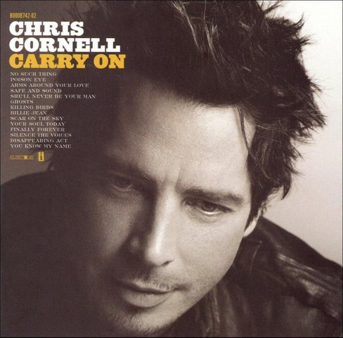 Chris cornell - Carry on (CD) - image 1 of 1