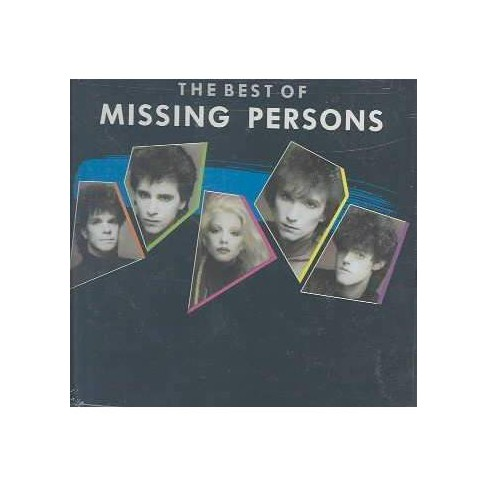 Missing Persons - The Best Of Missing Persons (CD) - image 1 of 4