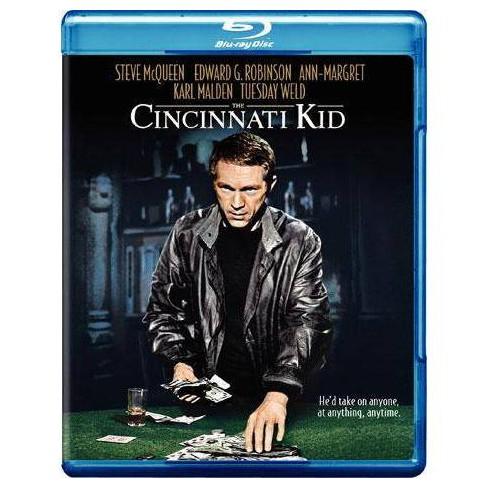 The Cincinnati Kid (Blu-ray)(2011) - image 1 of 1