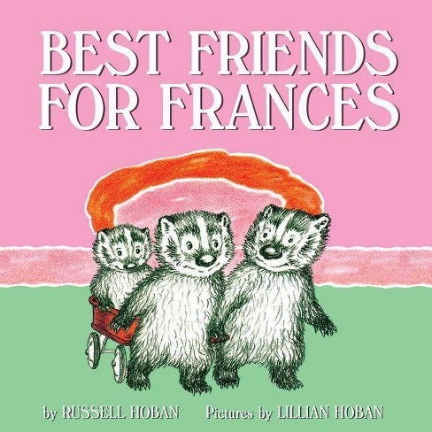 Best Friends for Frances - by  Russell Hoban (Paperback) - image 1 of 1
