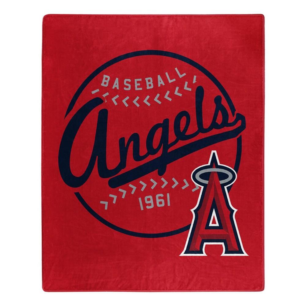 Mlb Los Angeles Angels Throw Blanket