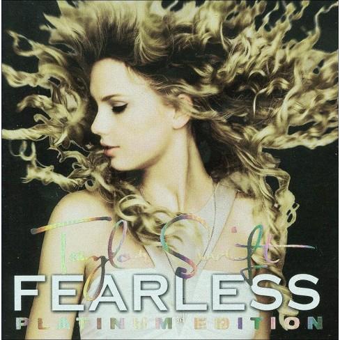 Taylor Swift - Fearless (Platinum Edition) (Bonus Tracks) (CD/DVD) - image 1 of 1