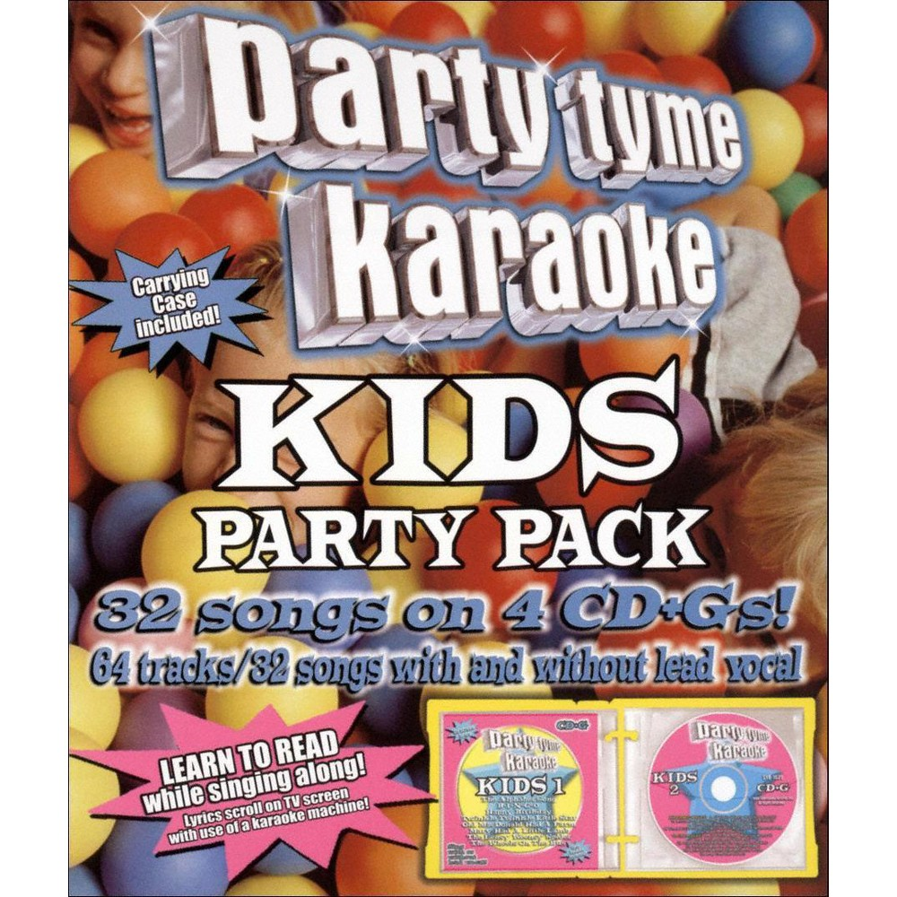 Various - Kids Party Pack (CD)