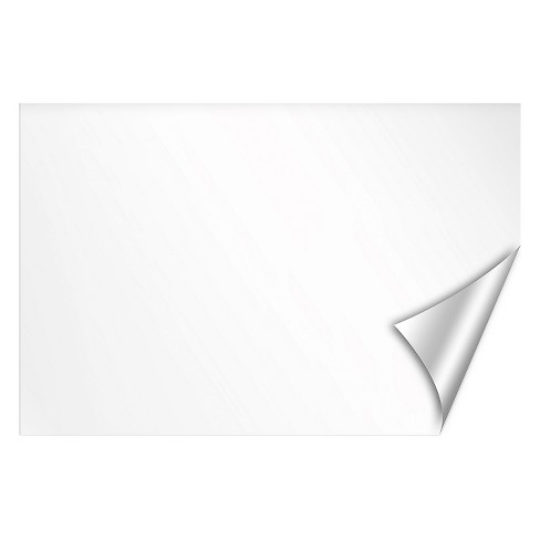 "Wall Pops! ® Dry Erase Board Decal 24"" x 36"" - White - image 1 of 2"