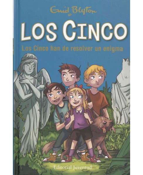 Los Cinco han de resolver un enigma / Five Have a Mystery to Solve (Hardcover) (Enid Blyton) - image 1 of 1