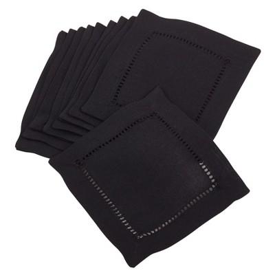 Napkin Black Saro Lifestyle