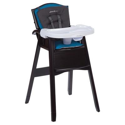 Eddie Bauer Standard High Chair Harbor Blue