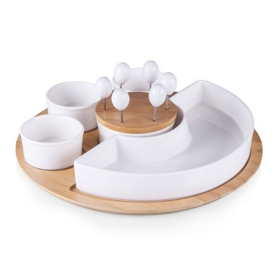 Legacy Symphony Appetizer Serving Set
