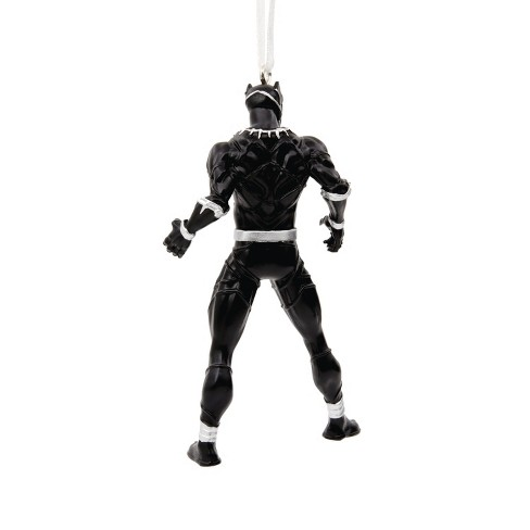 hallmark marvel black panther christmas ornament target
